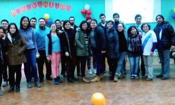 Fin de Semestre para Alumnos Extranjeros en la UnACh