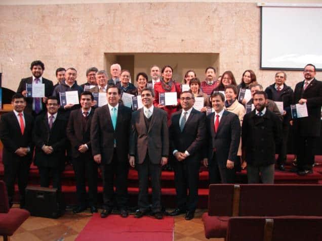 UnACh Realiza Simposio Bíblico Teológico en Temuco
