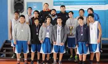 UnACh Organiza Torneo de Básquetbol