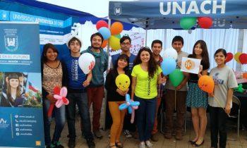 UnACh Participó en Primera Feria de Educación Ambiental y Reciclaje