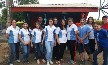 Estudiantes de TNSE Participan en Proyecto Social