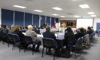 En la UnACh tuvo lugar cuenta pública de Instituto Profesional Adventista