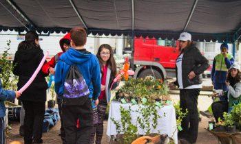 UnACh Participa en Feria de Reciclaje 2016
