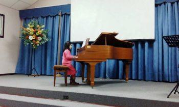Instituto de Música Presentó Concierto de Fin de Semestre