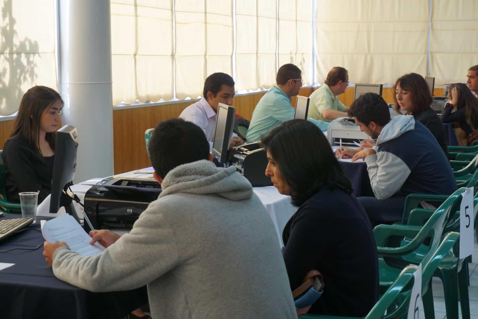 Matrículas en la Universidad Adventista de Chile
