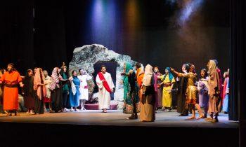 """Coro de Cámara Presentó """"Yo Soy"""" en Teatro Municipal de Chillán"""