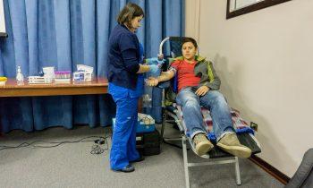 Tercera Campaña de Donación de Sangre en la UnACh