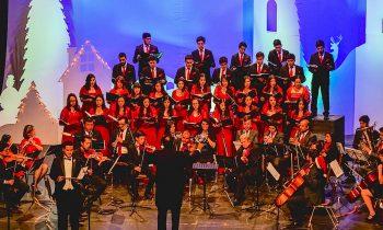 """La UnACh Presenta """"Gala de Navidad"""" en Teatro Municipal de Chillán"""