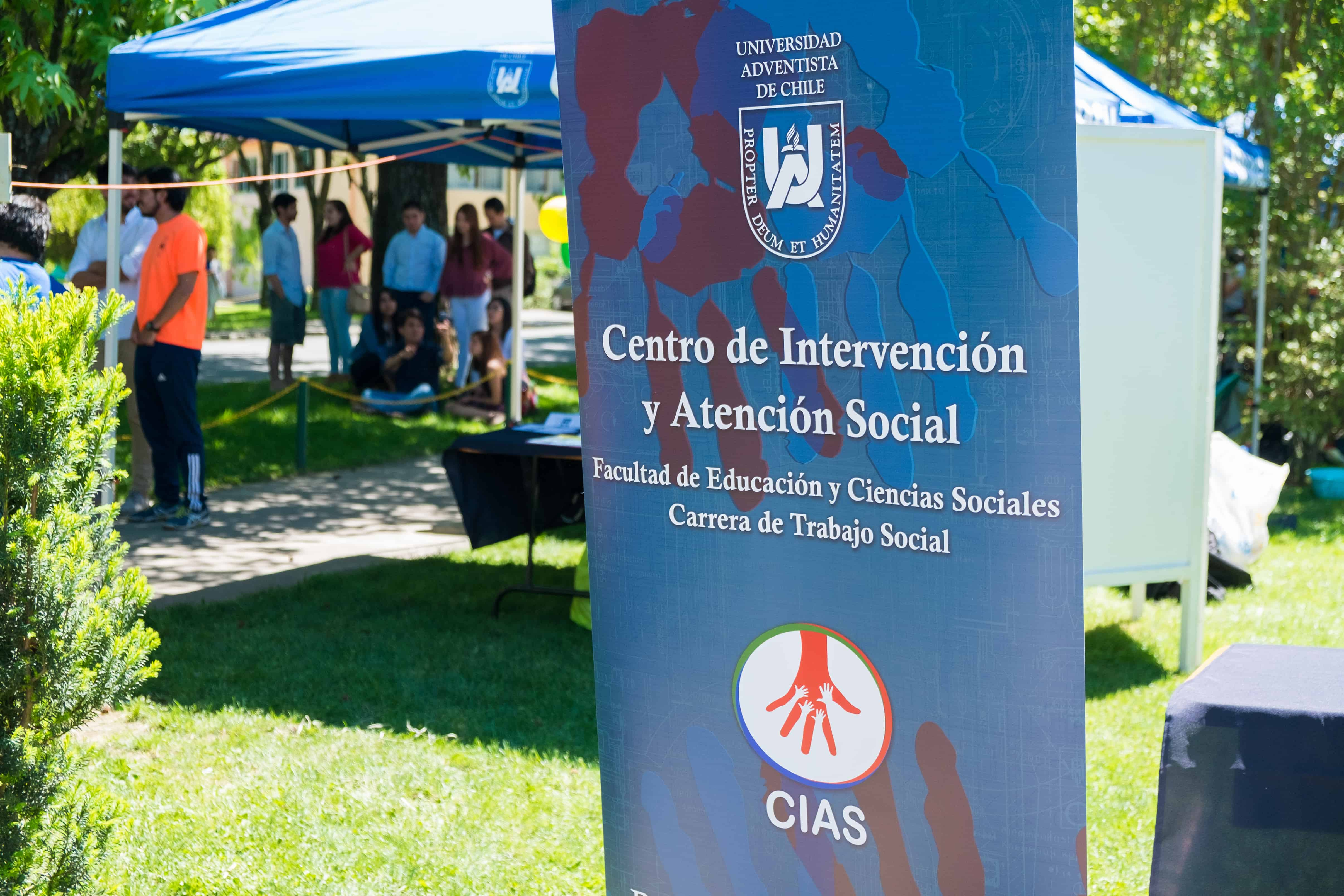 CIAS de Carrera de Trabajo Social Cierra sus Actividades 2017