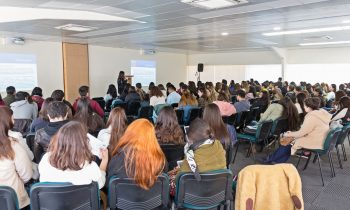 Carrera de Enfermería organiza primera Jornada de Enfermería Comunitaria