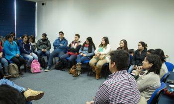 DIRPLAC Desarrolló Focus Group con Estudiantes de la UnACh