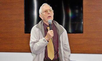 Reconocimiento al Dr. Gerald Vyhmeister