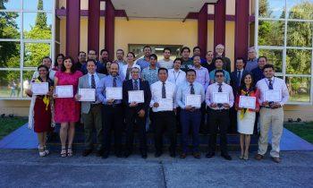 Terminan Clases Presenciales del Magíster en Administración y Relaciones Internacionales