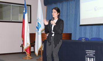 En la UnACh Dictan Conferencia sobre Seguridad Social