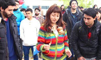 Vicerrectoría de Desarrollo Estudiantil Encabeza Celebración de Fiestas Patrias