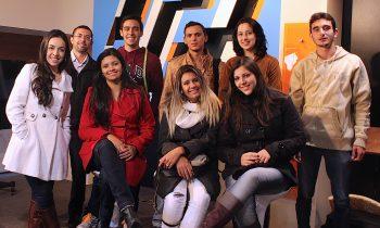 Delegación de FADMINAS Visita campus de la UnACh