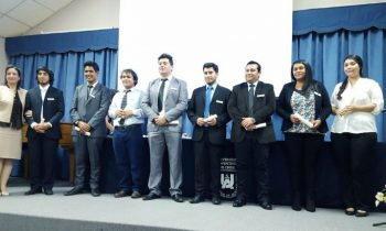 Investidura para Estudiantes en Práctica Profesional