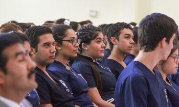 Carrera de Enfermería Realiza Solemne Investidura para Alumnos de Segundo Año
