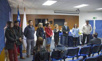Reunión de Inducción de Práctica Profesional del Segundo Semestre