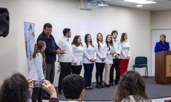 FECS Vivió Ceremonia de Investidura de Práctica Profesional
