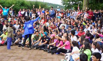 UnACh Dijo Presente en Congreso Nacional de Jóvenes Adventistas