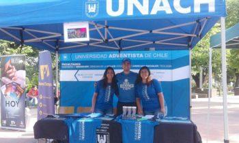 UnACh Presente en la Primera Corrida por la Vida Sana Organizada por la Clínica Adventista de Los Ángeles