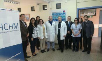 Universidad Adventista participa en inauguración de nuevas instalaciones de Hospital de Chillán