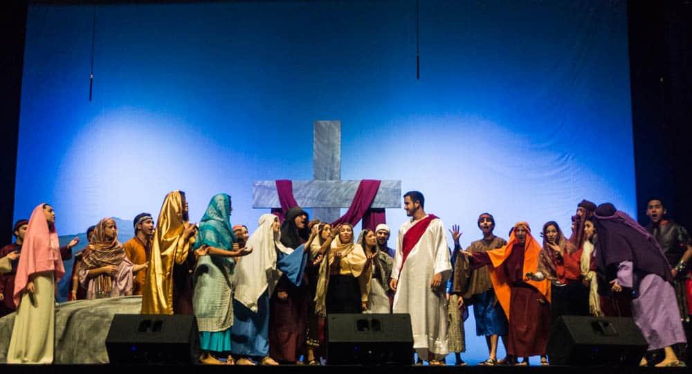 Coro de Cámara de la UnACh Realiza Presentación en el Teatro Municipal de Chillán