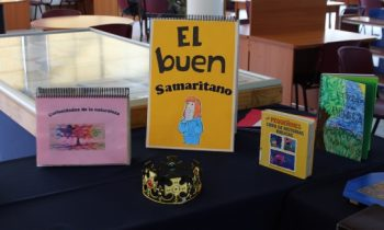 """Inauguración de la Exposición """"Yo Aprendo a Leer con la Biblia"""""""