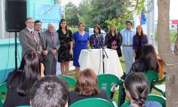 Inauguración de CIAS