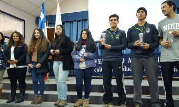 """Cierre del Programa """"Libros en la UnACh… Libres en Chillán"""""""