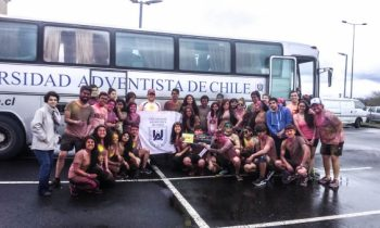 UnACh participa en ¨THE COLOR RUN¨