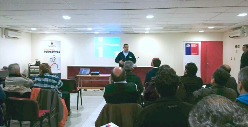 UnACh Participa en Presentación de Política de Actividad Física y Deporte del Gobierno
