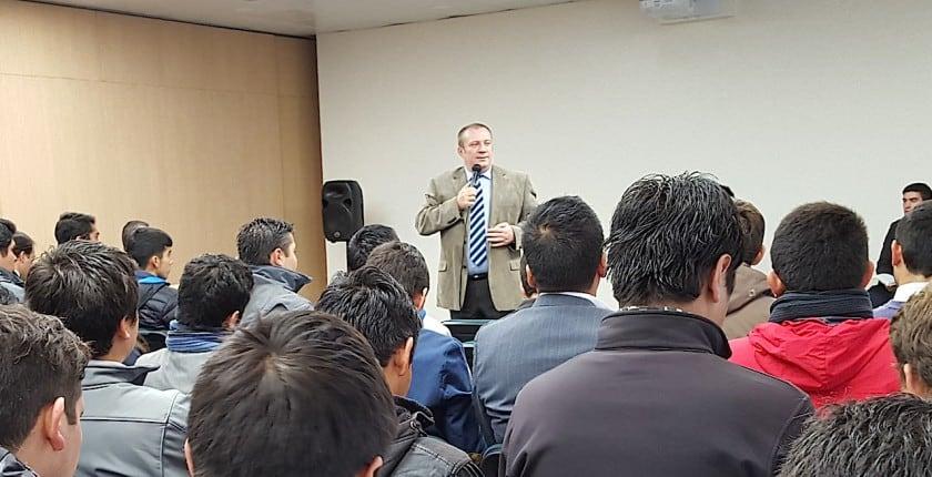 Facultad de Teología Organiza Primera Semana Teológica