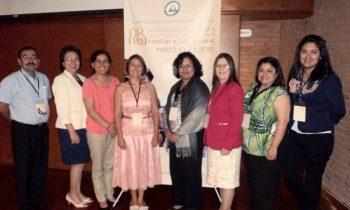 Docentes de la Facultad de Ciencias de la Salud en el Primer Encuentro Internacional de Experiencias de Cuidado en Salud Familiar y Comunitaria