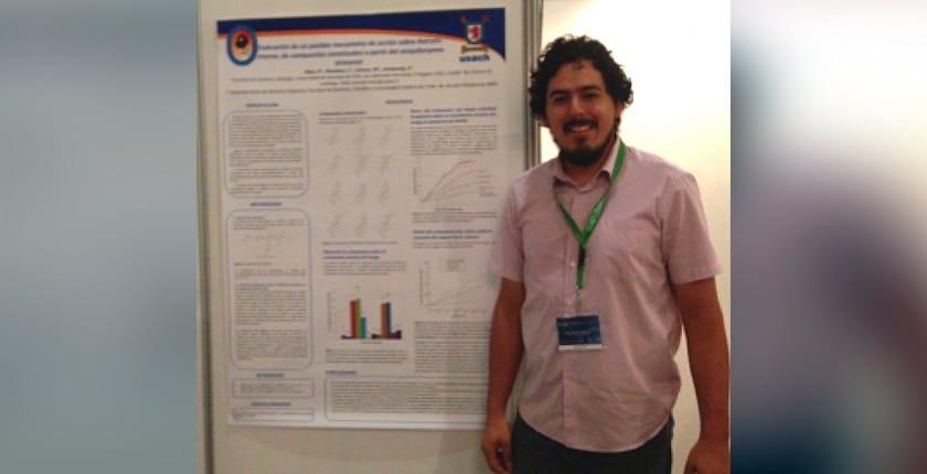 Docente de la FAIN participó de Congreso Latinoamericano de Química
