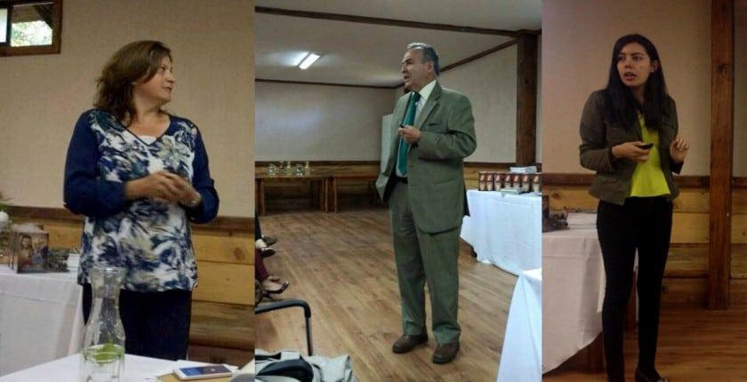 Docentes de la UnACh Sostienen Reunión con Directivos de Colegios de la Octava Región
