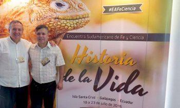 Docentes en Primer Encuentro de Creacionismo Realizado en Galápagos