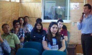 UnACh Organiza Segundo Curso de Monitores en Educación Previsional