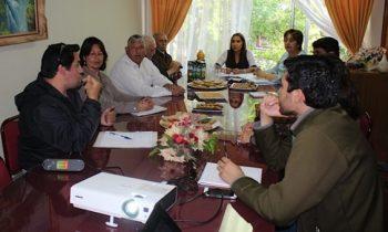 Reunión de Coordinación Proyecto CIAS