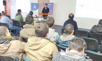 Segundo Seminario de Innovación y Emprendimiento en la UnACh