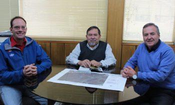 Reunión de Trabajo con Facultad de Ciencias Forestales de la Universidad de Concepción