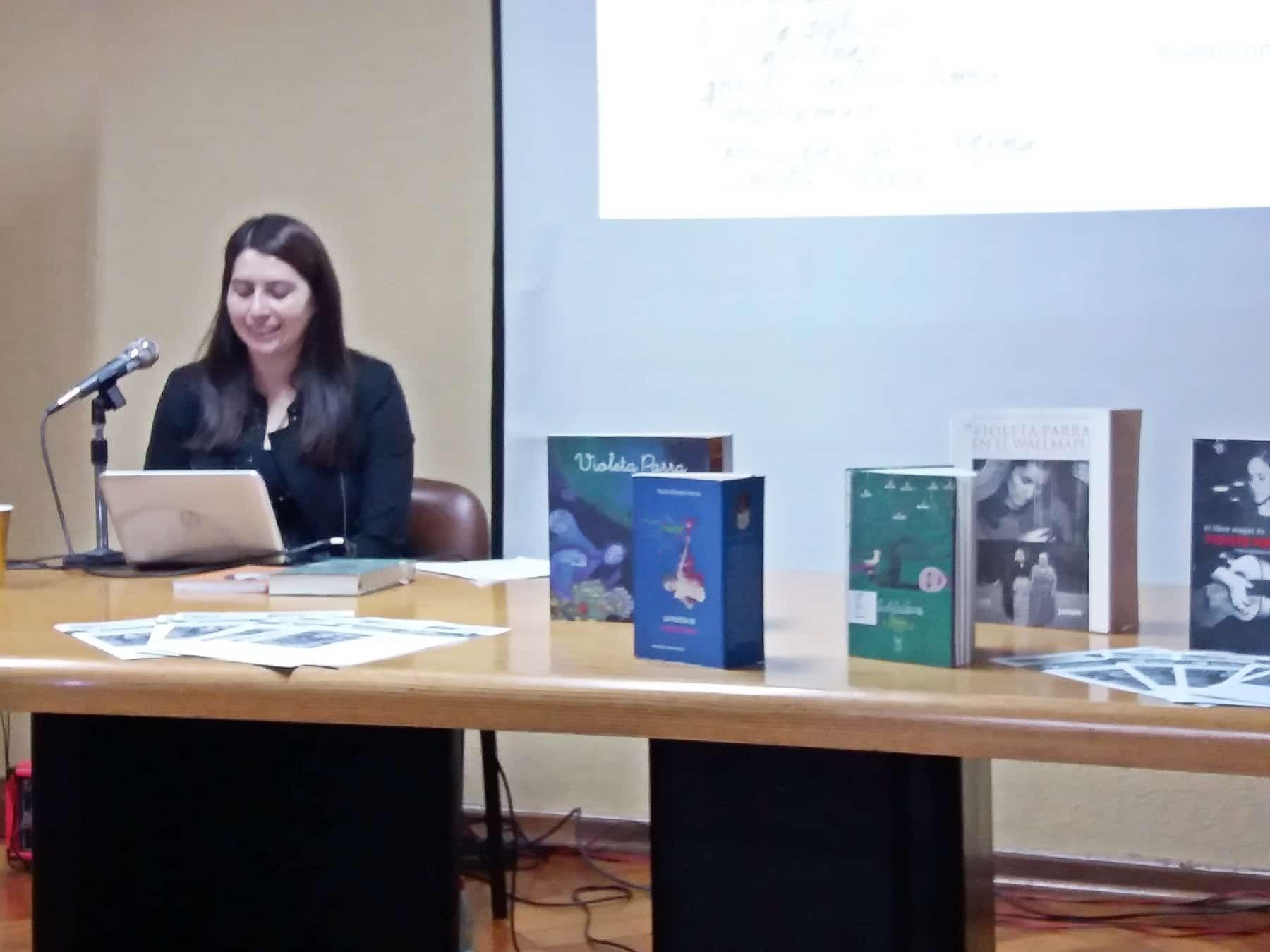 Segundo Ateneo Universitario en Biblioteca Municipal de Chillán