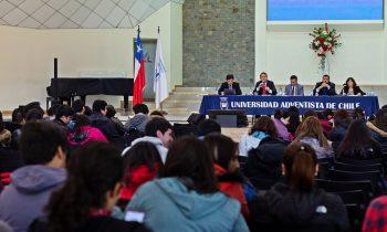 Universidad Adventista de Chile Socializa Proceso de Acreditación con Estudiantes