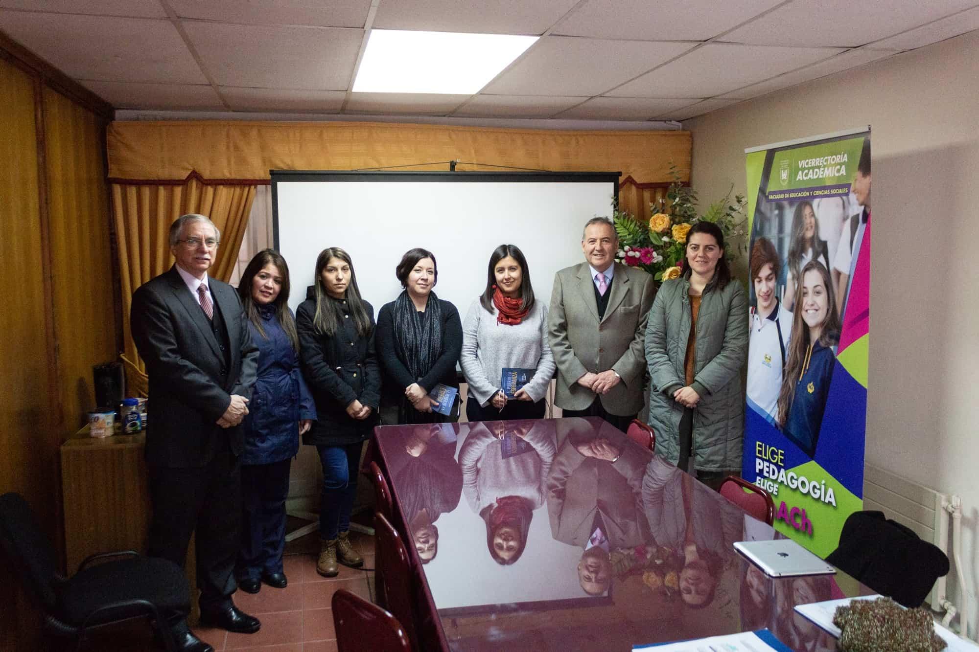 Ministerio de Educación Realiza Acompañamiento de Programa de Admisión a Pedagogías