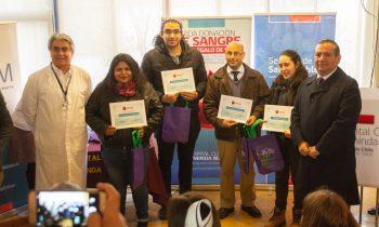 UnACh Participa en Acto de Reconocimiento a Donantes Altruistas