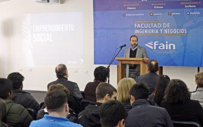 CIE Organizó Primer Seminario de Emprendimiento Social