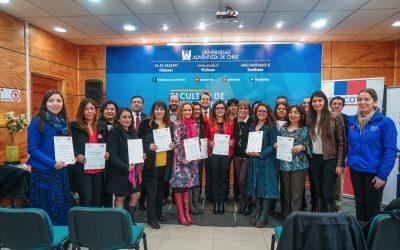 Escuela de Fortalecimiento Empresarial Femenino Culmina Actividades