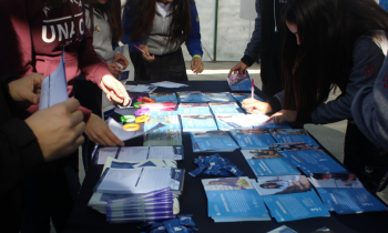 Universidad Adventista Participa en Feria Vocacional en Copiapó
