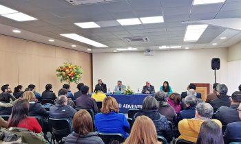 Comisión de Pares Evaluadores de Educación Física Entregó Informe de Salida